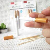 Wholesale Set New Creative Cigarette Shaped Safe Secret Stash Diversion Pill Box Coins Container Case S397