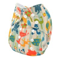 baby cloth malaysia - LilBit Hot Sale Reusable Adjustable Washable Baby Cloth Diapers diaper wet bag pattern diapers malaysia