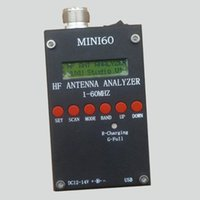 audio equipments - Sark100 Mini HF ANT SWR Antenna Analyzer SARK100 For Ham Radio Hobbists Mhz Home Audio Video Equipments