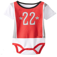 basketball shorts lot - 3pcs baby basketball romper Newborn boy Clothes Baby Rompers Short Sleeve Next Baby Body Jumpsuit summer age1 M