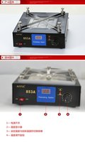 aoyue station - Digital Infrared heating plate station Infrared preheating station Aoyue A on sale