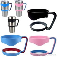 Wholesale 2016 hot Handle for OZ YETI cups RTIC cups multicolor handles for stainless steel YETI cups