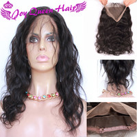 Wholesale Brazilian Virgin Human hair Lace frontal wig x4x2 remy hair body wave Lace Frontal closure with adjustable Strap and baby hair