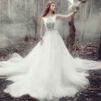 beautiful wedding locations - 2016 new Studio theme clothing long tail wedding dress high end photography camera photo beautiful location