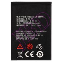 battery for zte mobile phone - 50Pcs U793 mAh Mobile Phone Battery For ZTE U793 N793 Batterie Batterij Batteria AKKU