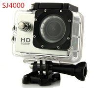 Wholesale Waterproof Inch LCD Screen SJ4000 style P Full HD Camcorders SJcam Helmet Sport DV M Action Camera