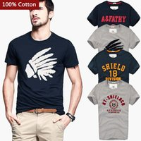 american apparel men t shirts - New American Style Summer Men shirt Cotton Short Sleeve Man Clothing Male Apparel Men T shirt Camisetas Masculinas S XXL