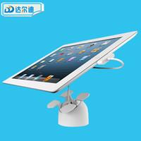 Tablet PC Anti-vol Secure Capteur Affichage Bar Stand Store Desk Neat Élégant avec Multi Ports Charger Contrôleur Gratuit DHL 4 Sets / Lot