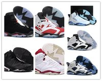 angry white men - 2016 high quality air retro VI mans Basketball shoes Angry bull Carmine Infrared Oreo White Black sport blue Olympic Sale sneakers