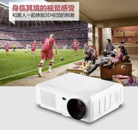 Wholesale Letter superior projector video conferencing LED high definition projector home entertainment office
