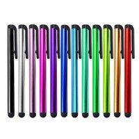 Universal Stylus Cap Stylus Stylos à écran tactile Metal 7.0 pour iPhone 7 Plus Smartphne Tablet PC