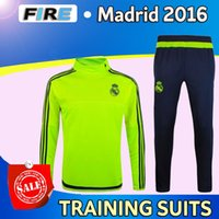 chelsea - 2016 Madrid AC Inter PSG France Italy Argentina Dortmund Chelsea Maillot de foot training suits Survetement sports wear football shirt