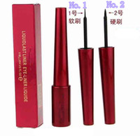 Wholesale 120Pieces New Makeup M Red Box Waterproof Liquidelast liner Eyeliner liquide hot selling