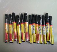 Wholesale New Retail box packing and OPP bag packing Fix it PRO Car Coat Scratch Cover Remove Painting Pen Car Scratch Repair Clear Pens