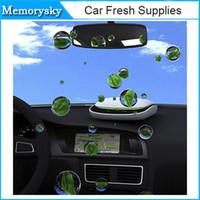 Precio de Car air freshener-venta al por mayor inteligente solar purificador de aire del coche eliminación de coche anión de humo PM2.5 Filtro ambientador de carbono ionizador desinfección del esterilizador de toca 010275