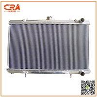 Wholesale CRA Performance M T Aluminum Car Radiator for Nissan Skyline R32 RB20 RB25