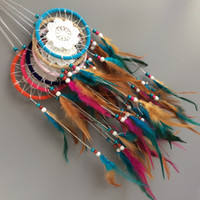 Wholesale Dream Catcher Bohemian Crochet Dream Catcher