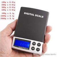 Wholesale 100g x g g x g g x g g x g g x g g x g Digital Scale Gram pocket Balance Weighing Scales Free DHL