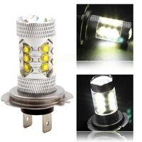 Wholesale Hot Sale H7 CREE LED Fog Tail Driving Car Head Light Lamp Bulb White Super Bright EA10514