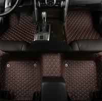 accent mats - Hyundai IX30 IX35 Accent I20 Elantra KIA Rio Sportage Cerat Audi A3 A1 A4 Honda Jazz Toyota Auris Yaris Aygo Skoda Octavia car floor mat