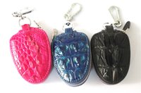 authentic crocodile handbags - Authentic crocodile key bag both men and women s fashion handbag
