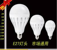 cheap light bulbs - LED Bulb Plastic Lamp v v cheap LED Bulb Light LED Bulb E14 E27 well Led Light Bulb w w wLed Bulb Light
