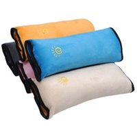 Wholesale 2016 Soft Car Seatbelt Seat Belt Cover Pad Shoulder Cushion Harness Children Kids