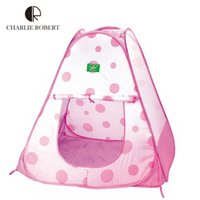 games for beach - New Kids Tent Casa Play Tent Children Outdoor Games Toys Foldable Tent For Kids Sports Beach Teepee Princess Castle Casa HT2743