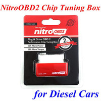 audi performance - 2016 Plug and Drive NitroOBD2 Performance Chip Tuning Box for Diesel Cars with Year Warranty
