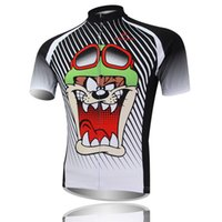 Wholesale Sea otters Cycling Jerseys Cycling clothing bicycle jersey Team bike bicycle Cycling jersey short sleeve Cycling wear