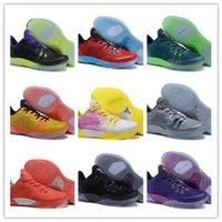 best marathon shoes - Best new Men Kobe basketball Shoes Original high quality waterproof men Casual shoes popular for sale