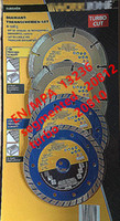 Wholesale European EN Germany MPA certified PC mm diamond saw blade segment turbo type year promotion