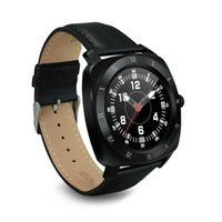 Wholesale Free Fast Shipping Smart Watch DM88 Round Screen Three Colors With Heart Rate Monitoring