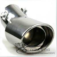 Wholesale Brand New Stainless steel exhaust pipe for chevrolet cruze Hyundai Solaris Verna KIA RIO K2 auto accessories