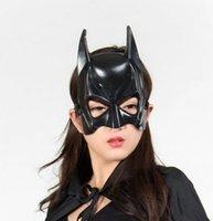 ask gold - EVE dance parties mask Batman mask half face mask Batman ask