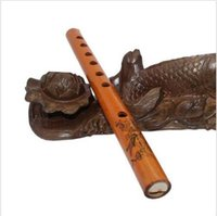 bamboo flute music - music tool natural bamboo flute Chinese natural bamboo xiao establishment type short student flute quot cm