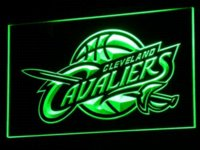 Wholesale b005 Cavaliers Bar Beer LED Neon Sign with On Off Switch Colors to choose Cheap sign box