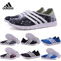 canvas slippers - Adidas Original Morillo climachill M Men s shoes slippers outdoor shoes New summer beach shoes Men Women Fashion Sport Breathable Shoes