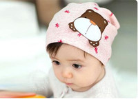benie hats - Knitting embroidery beanie new born baby benie cutie baby must have