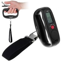 Wholesale New Kg g LCD Electronic Portable Hanging Luggage Weight Digital Scale