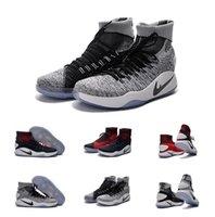 Wholesale New Arrival Hyperdunk Retro Basketball Shoes Men Cheap Sale Original High cut Sneaker Training Boots keep warm Sneakers Size