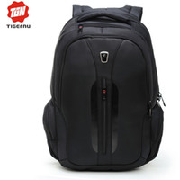 Wholesale 2016 New Teenager School Bags For Girls Boys High Quality Business Laptop Backpack Lighten Burden Travel Shoulder Bags