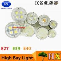 halogen light - E39 E27 E40 Hook Led Retrofit Bulb W W W W W W W Led High Bay Lighting Replace Halogen Lamp Hall Lights