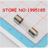 Wholesale SMD fast blow glass fuse A V x20 glass tube fuse