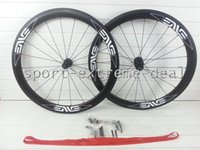 Wholesale 25mm width U shape c Full carbon road bicycle bike wheels clincher tubular H R UD matte gloosy finish