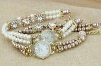 artwork jewelry - Jewelry bracelet watch top quality fashion exquisite artwork multiple drops