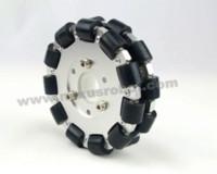 aluminum specification - inch mm Double Aluminum Omni Wheel w bearing rollers wheel valve wheel specifications wheel specifications