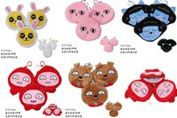 Wholesale 6 inches cartoon Cute Emoji toys plush coin purse Handbag children Zero wallet Polyester cm bag