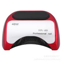 Wholesale Hot sell w v v US EU AU UK Plug LED Gel Nail Curing UV Light Lamp Nail Art Polish LED Nail Dryer Lamp for Manicure