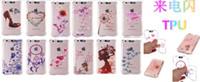 apple dream - 3D Flash Light LED Diamond Bling Soft TPU Case Clear Flower Love Dream catcher For Iphone SE S I7 S Plus Huawei P9 Honor X Cover